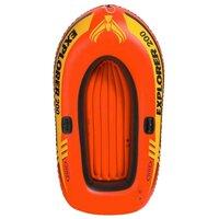 Надувная лодка Intex Explorer-200, 185х94х41 см, арт. 58330, Интекс