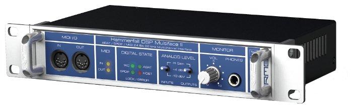 Внешняя звуковая карта RME Multiface II