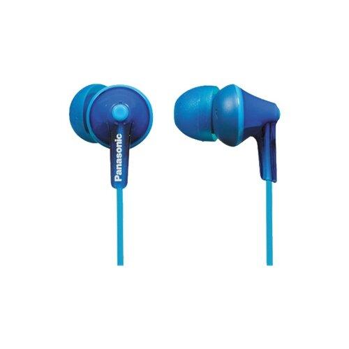 Наушники Panasonic RP-HJE125 синий panasonic rp hje125 e p