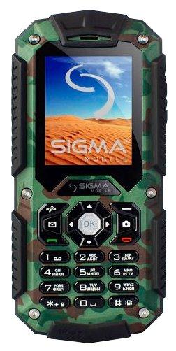 Sigma mobile Телефон Sigma mobile X-treme IT67