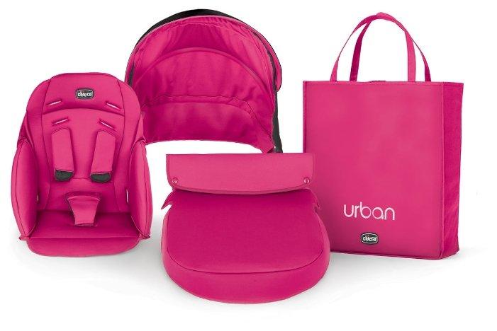 Комплект для прогулочной коляски Chicco Urban Stroller Color Pack