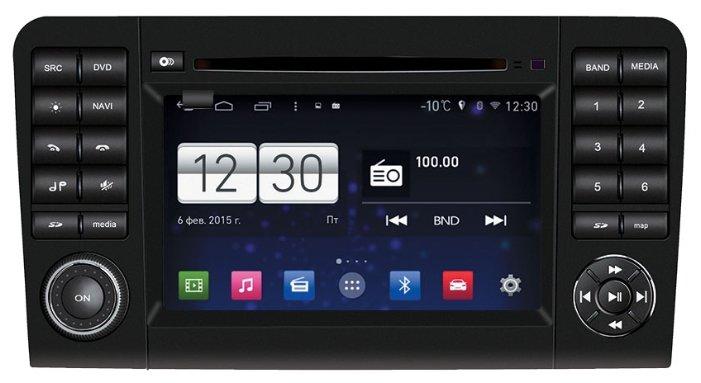 FarCar s160 Mercedes Benz ML, GL на Android (m213)