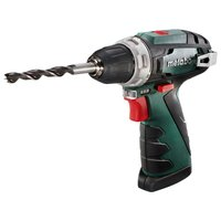 Дрель Metabo PowerMaxx BS 2014 Basic 2.0Ah x2 Case
