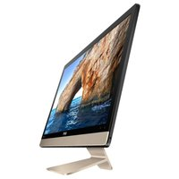 "Моноблок ASUS Vivo AiO V221IDUK-WA017D (Intel Celeron J3355 2000 MHz/21.5""/1920x1080/4Gb/500Gb HDD/DVD нет/Intel HD Graphics 500/Wi-Fi/Bluetooth/Linux) Белый 90PT01Q2-M04760"
