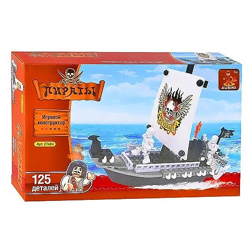 Купить Конструктор Ausini Пираты 27404, Конструкторы