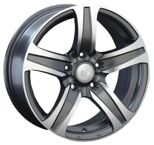 Колесный диск LS Wheels LS145 6.5x15/5x114.3 D73.1 ET40 GMF