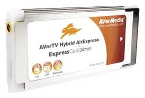 Avermedia Technologies AVerTV Hybrid AirExpress