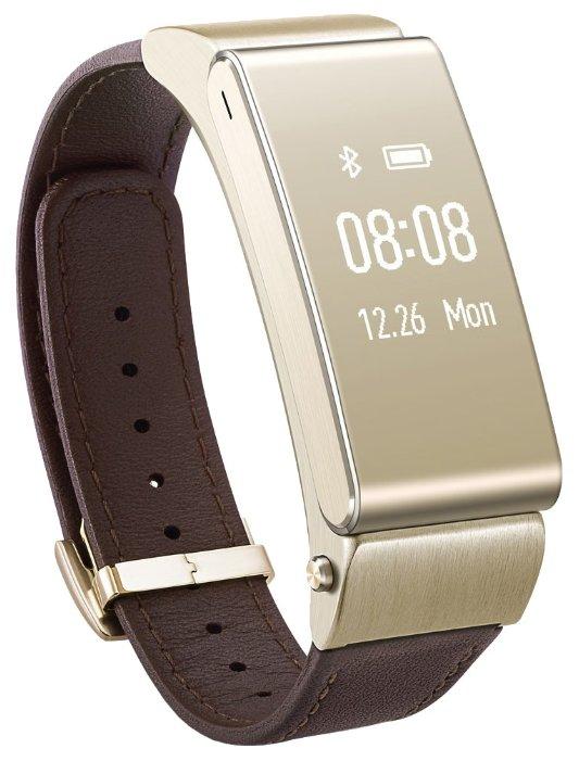 Умный браслет Huawei TalkBand B2 Black