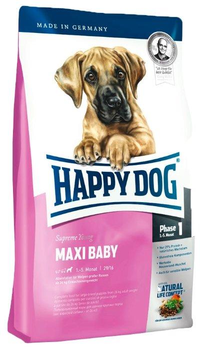 Корм для щенков Happy Dog Supreme Young (для крупных пород)