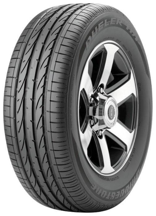 Автомобильная шина Bridgestone Dueler H/P Sport 235/55 R18 100V