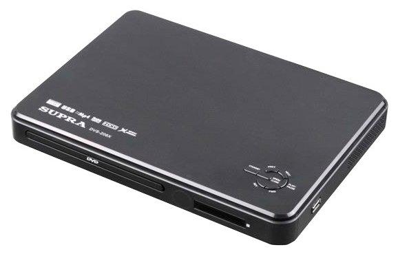 SUPRA DVD-плеер SUPRA DVS-208X