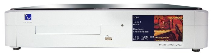 CD-транспорт PS Audio DirectStream Memory Player