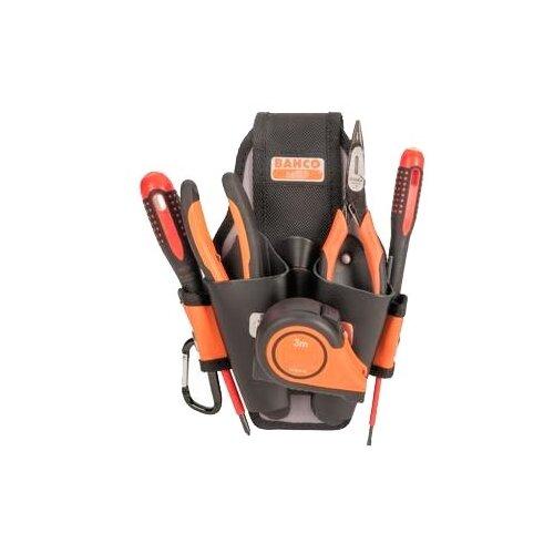 Фото - Набор инструментов BAHCO (5 предм.) 4750-MPH-1TS3 оранжевый 4148