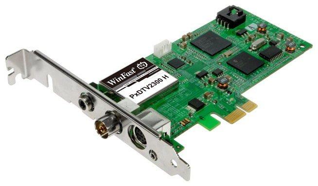 TV-тюнер Leadtek WinFast PxDTV2300 H