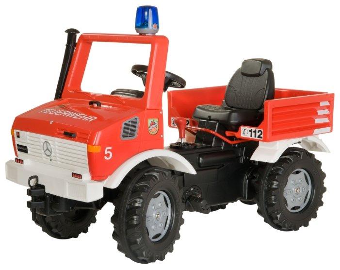 Веломобиль Rolly Toys Unimog Fire (036639)