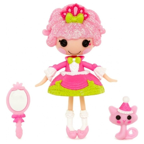 Кукла Lalaloopsy Mini Блестка 7 см 536253