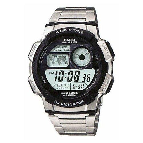 Фото - Наручные часы CASIO AE-1000WD-1A ae 2000w 1a