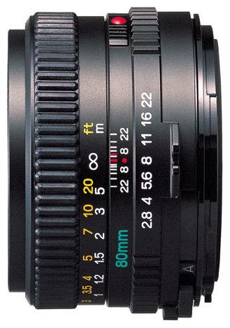 Объектив Mamiya Sekor C 80mm f/2.8 N M645