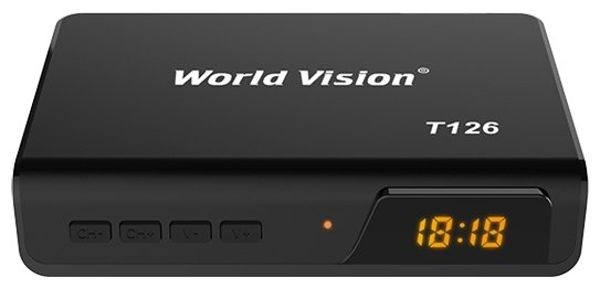 World Vision TV-тюнер World Vision T126