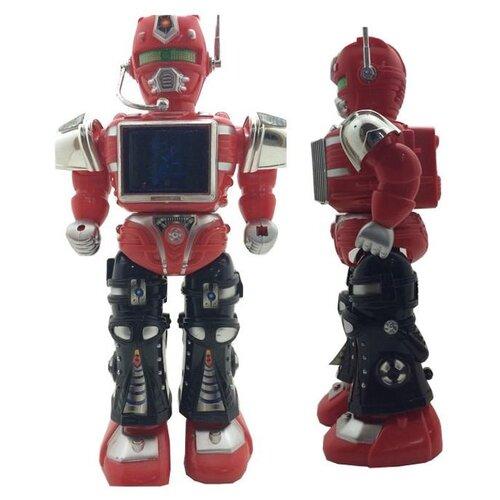 Купить Робот Shantou Gepai Max 7M-408 красно-черный / стальной, Роботы и трансформеры
