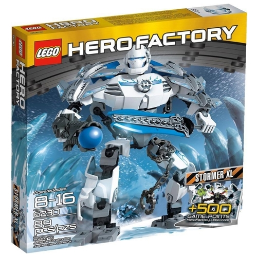 Конструктор LEGO Hero Factory 6230 Стормер XL Конструкторы