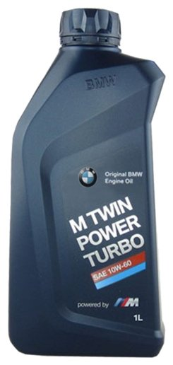 Моторное масло BMW M TwinPower Turbo 10W-60 1 л