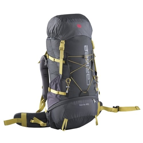 Рюкзак Caribee Nevis 65 grey (charcoal) рюкзак с анатомической спинкой caribee spice 24 л сиреневый 62291