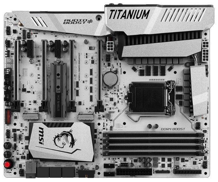 Сравнение с MSI Z270 XPOWER GAMING TITANIUM