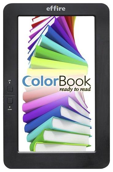 effire Электронная книга effire ColorBook TR702