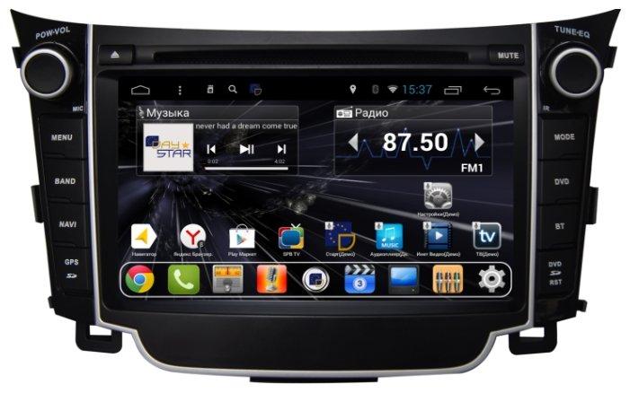 Daystar DS-7098HD Hyundai i30 2013+ ANDROID