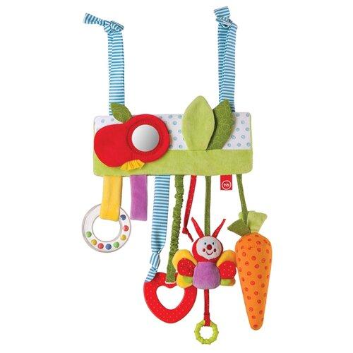Подвесная игрушка Happy Baby Сад (330355) красный/зеленый/голубойПодвески<br>