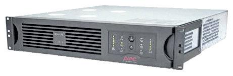 Интерактивный ИБП APC by Schneider Electric Smart-UPS SUA750RMI2U