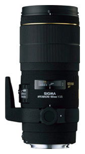Sigma AF 180mm f/3.5 APO MACRO EX DG HSM Canon EF
