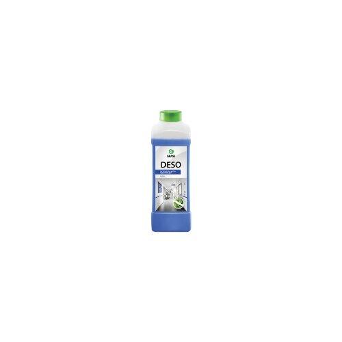 GraSS Средство для чистки и дезинфекции Deso С10 1 л средство для чистки и дезинфекции deso 5 кг grass 125191