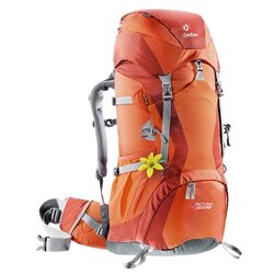 Рюкзаки Deuter ACT Lite 35+10 SL red (papaya/lava)