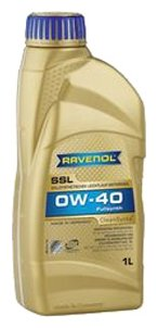Моторное масло Ravenol Super Synthetik Öl SSL SAE 0W-40 1 л