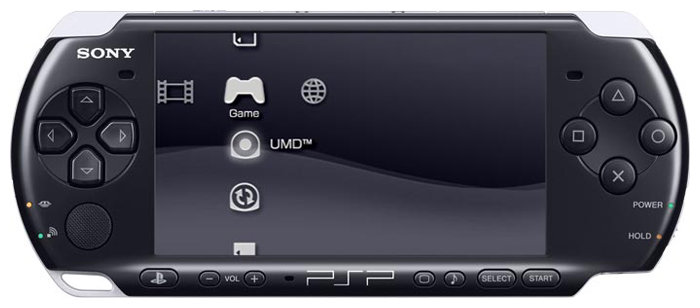 Sony Игровая приставка Sony PlayStation Portable Slim & Lite (PSP-3000)