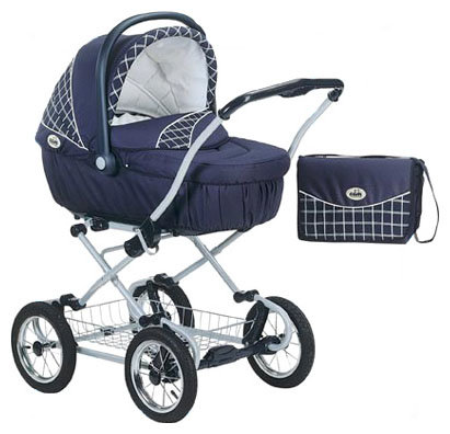 Коляска для новорожденных CAM Regina