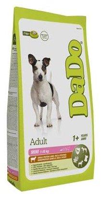 Корм для собак DaDo Для собак мелких пород с ягненком, рисом и картофелем
