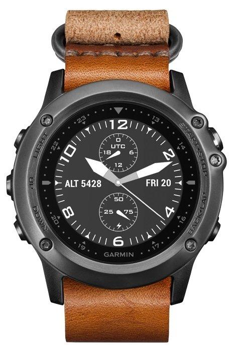 Умные часы Garmin Fenix 3 Sapphire Grey 010-01338-81