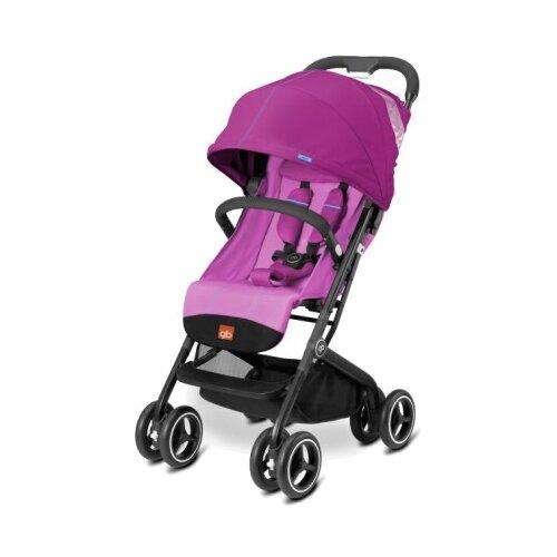 Прогулочная коляска GB Qbit+ posh pink коляска прогулочная gb qbit lizard khaki
