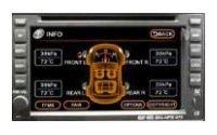 Автомагнитола FlyAudio E7506NAVI-C1-18 Actyon