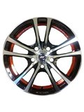 Racing Wheels H-346 6.5x15 4x108 ET 40 Dia 67.1 DB F/P - фото 1