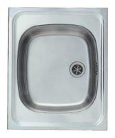 Врезная кухонная мойка ALVEUS Basic 30 42х51см нержавеющая сталь