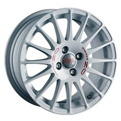 Колесные диски OZ Racing Superturismo WRC 7x18/4x100 D68 ET39 White