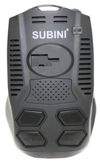 Радар-детектор Subini STR-725GK