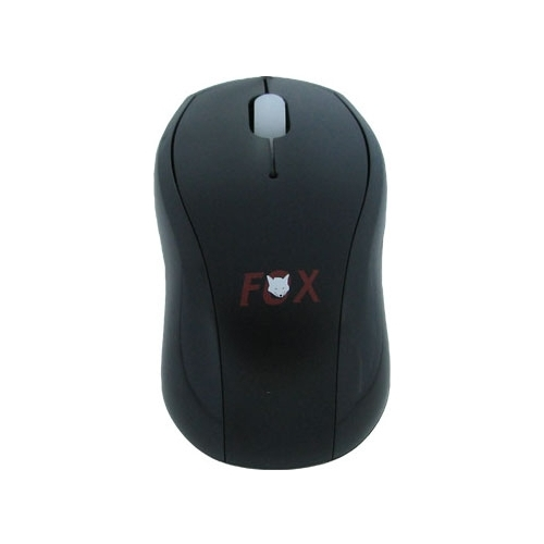 Мышь FOX M-586 Black USB