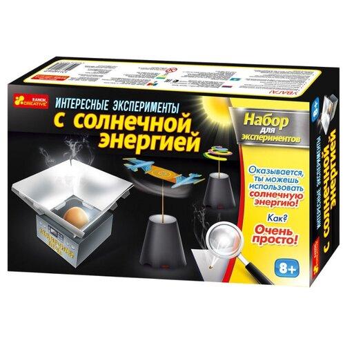Купить Набор RANOK CREATIVE Интересные эксперименты с солнечной энергией, Наборы для исследований