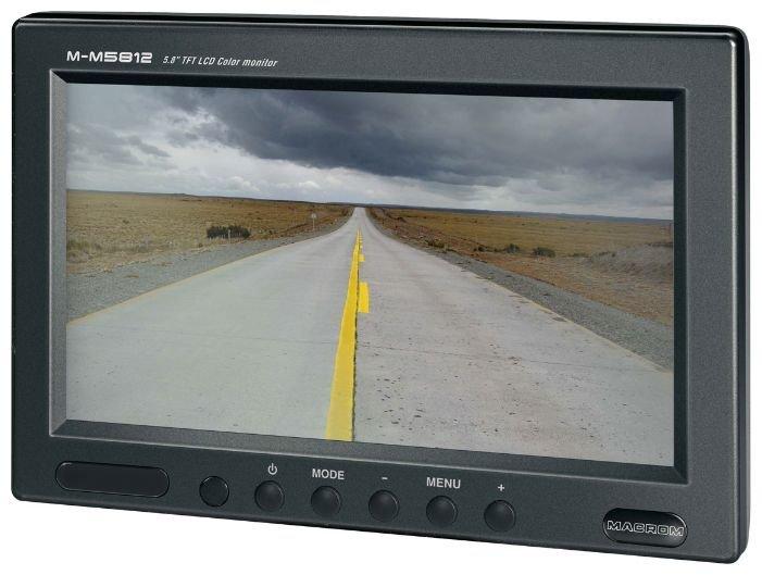 Автомобильный монитор Macrom M-M5812