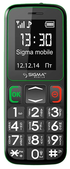 Sigma mobile Телефон Sigma mobile Comfort 50 Mini3